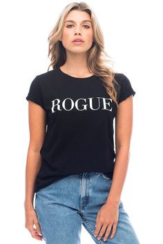 Rogue Loose Tee