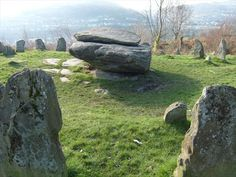 Rocking Altar, and Bardic Circle, Pontypridd, Wales - Outdoor Altars on Waymarking.com