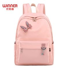 US  20.39 49% OFF Aliexpress.com   Buy WINNER 2018 Hot Sale Style Bookbags  Women Backpack Travel Bags Student School Bag Girl Backpacks Fashion Travel  ... 5dd69a7807