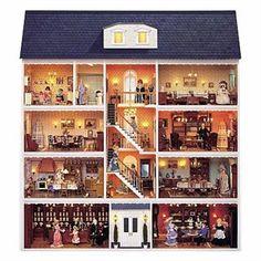 Kvalitets dukkehuse
