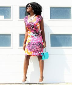 The Fashion Stir Fry: GIRL, YOU SHOULD BE WEARING THIS DRESS FOR SUMMER