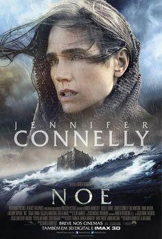 Jennifer Connelly interpreta Naameh, esposa de #Noé no épico que estreia dia 03/04. Dá RT se você é fã da atriz! pic.twitter.com/PjGSkjtCwH