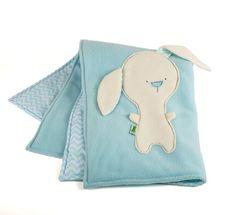 #happyli #happylichildhood Baby Boy Blanket with Bunny, Baby Shower Gift, Soft Stroller Blanket, Crib Blanket, Gift for Baby Boy, Winter Blanket for Babies, Cute Hare #babyblanket #fleeceblanket #babyshowergifts #babyboyrooms #babyboy #bunnies #bunny #bunnylove #rabbit