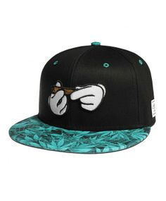 Cayler & Sons Bubba Kush snapback cap