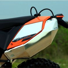 MecaSystem KTM 690 Enduro R Aluminum Rear Fuel Tank Ktm 950, Ktm 690 Enduro, Dirt Bike Parts, Rally Raid, Ktm Duke, Dual Sport, Brain, Adventure, Mountains