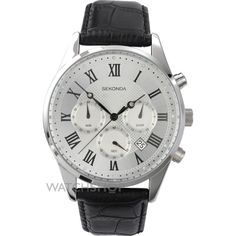 This great #Mens #Sekonda #Chronograph #Watch is a must! Not to mention it's on #Sale