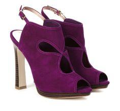 ANASTASIA peep toe heel (Wow, absolutely love these!!!)