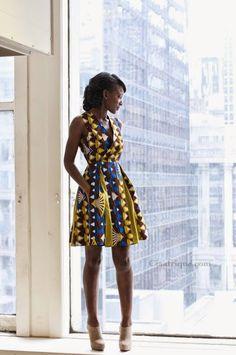 Editor's #Style Picks - Gorgeous summer dresses in #AfricanPrints. #ZenMagazine | http://zenmagazineafrica.com/
