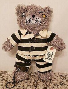 Little Girl Halloween, Halloween Doll, Creepy Halloween, Creepy Stuffed Animals, Zombie Silhouette, Zombie Bride, Dark Circus, Nighty Night, Bear Doll