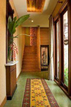Modern Ethnic - tropical - hall - other metro - Iwan Sastrawiguna Interior Design