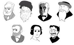 Gutemberg, Leonardo da Vinci, Mary Shelley, Nobel, Graham Bell, Edison y Tesla, las soluciones del test del primer número ¿Qué inventor eres?
