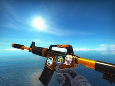 ¦ Atomic Alloy with 3 stickers Cs Go, Nerf, Outdoor Power Equipment, Counter, Stickers, Garden Tools, Decals