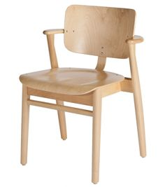 Buy Domus Chair from Artek. A masterpiece of modern furniture design, the Domus Chair was created as part of a series of furniture for the Domus Academ.