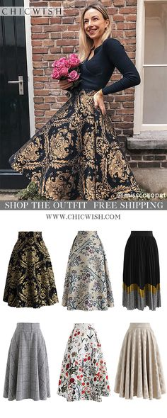 Where to Buy Affordable Homecoming Dresses Unique Fashion, Vintage Fashion, Womens Fashion, Skirt Outfits, Cute Outfits, Skirt Ootd, Moda Formal, Party Skirt, Cute Skirts