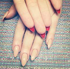 Louboutin kitten nails