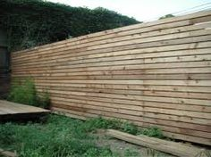 horizontal fencing - Google Search