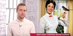New Mary Poppins Movie Officially In The Works - Eye News Entertainment