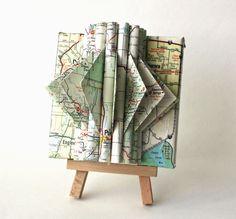 #Colorado #Denver #MapArt by yinsteadofi on Etsy, $20.00