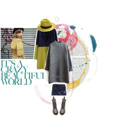 BH #00 by shica-du on Polyvore featuring Dr. Martens, Chloé, Ecua-Andino, women's clothing, women's fashion, women, female, woman, misses and juniors