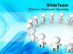 0413 Group Of People Team Business PowerPoint Templates PPT Themes And Graphics #PowerPoint #Templates #Themes