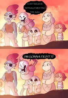 Undertale comic- Reminds me of Fairy Tail :D Playstation, Xbox, Undertale Memes, Undertale Fanart, Undertale Theories, Undertale Comic Funny, Toby Fox, Underswap, Brave New World