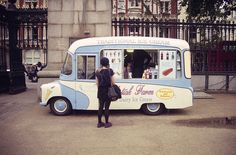 Would be fun to own an ice cream truck business