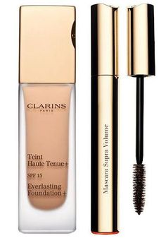Clarins Volume Fall 2016 Collection
