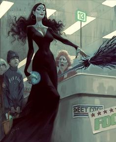 Dark Fantasy Art, Dark Art, Character Inspiration, Character Art, Psy Art, Witch Art, Gothic Art, Pretty Art, Aesthetic Art