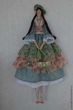 Куклы Тильды ручной работы. Ярмарка Мастеров - ручная работа Кукла для Юли. Handmade.: