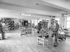 Danish Furniture Factory
