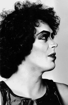 Tim Curry as Dr. Frank N. Furter in The Rocky Horror Picture Show (1975)