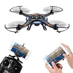 GoolRC Wifi FPV Drone with 1.0MP HD Camera Live Video,Alt... http://www.amazon.com/dp/B01EF8BH9K/ref=cm_sw_r_pi_dp_1Mmuxb1YJZA6J