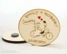 Wedding Fridge Magnets Favours only €2 - http://www.adverts.ie/other-wedding/wedding-frindge-magnets-favours/5106405