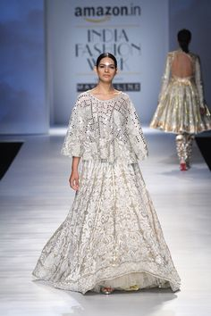 Dabiri by Divya & Ambika at Amazon India Fashion Week autumn/winter 2017