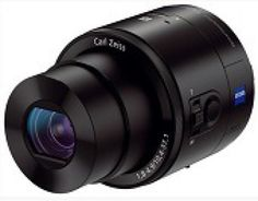 Best New Sony Cameras: Sony Cyber-shot QX100 Lens-Style Camera
