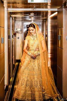 Wedding Photography Bridal Shoot Wedding Lehenga - All About Indian Bridal Outfits, Indian Bridal Lehenga, Pakistani Bridal, Wedding Lehnga, Muslim Wedding Dresses, Bridal Dresses, Dresses Uk, Pretty Dresses, Bollywood