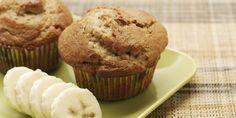 Recept: Gezonde bananenmuffins - Menshealth.nl