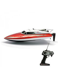 30Km/h RC Speed Boat - Slice of Life Slice Of Life, Speed Boats, Cool Gadgets, Electronics, Cool Stuff, Fast Boats, Runabout Boat, Cool Tech Gadgets, Cool Tools