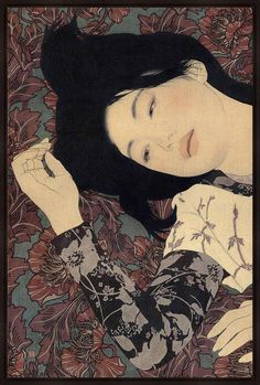 Ikenaga Yasunari - The Japanese Art of Nihonga Redefined | Patternbank