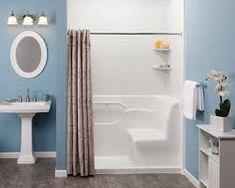 Bathroom remodeling ideas for seniors bathroom trends bathroom tile patterns ideas bathroom tile designs gallery small . Ada Bathroom, Bathroom Tile Designs, Bathroom Trends, Bathroom Colors, Bathroom Sets, Bathroom Renovations, Small Bathroom, Rental Bathroom, Compact Bathroom