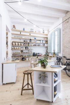 Slow mov coffee Tha hall studio, Barcelona