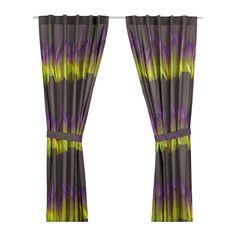 Ikea Vannerna Ljud Curtains $24.99 (Marlowe)