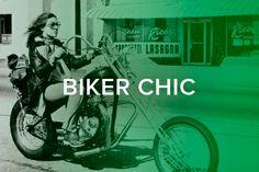 Biker chic #HDNaughtyList