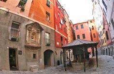 Storia di Genova: i Truogoli di Santa Brigida e l'antico monastero