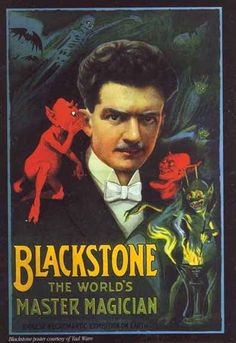 harry blackstone - Google Search