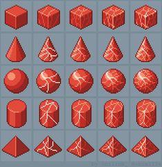 "Marmontel Boris on Twitter: ""Tutorial: How to draw meat texture #gamedev #indiedev #pixelart https://t.co/fAKD7IC93u"""