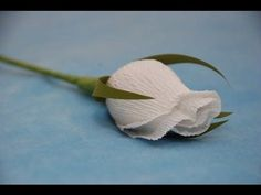 Бутон розы для букета из конфет Мастер-класс. Букет из конфет - YouTube