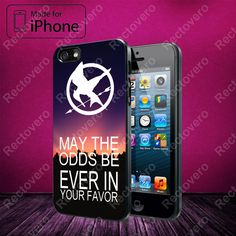 Hunger Games Quote case for iPhone 5 5S 5C 4 4S and by rectovero, $14.79