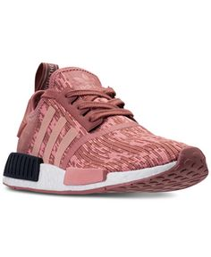 adidas Women\u0027s NMD Casual Sneakers from Finish Line - Finish Line Athletic  Sneakers - Shoes - Macy\u0027s