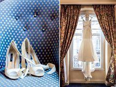 Lovely elopement in Paris Elopements, Hanging Chair, Paris, Pictures, Wedding, Furniture, Home Decor, Weddings, Photos